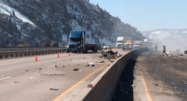 Wrong-way driver reportedly causes fatal crash on I-90 in